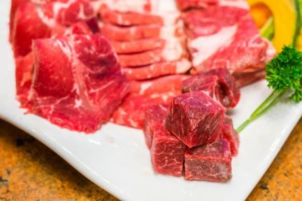خواص گوشت آژنو