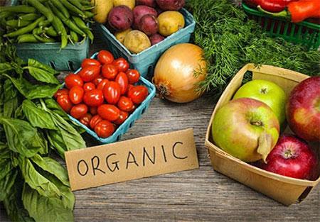 محصولات غذایی ارگانیک