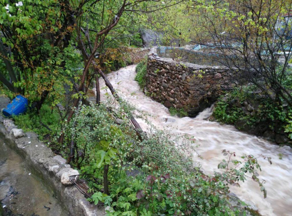 چشمه سار داریان