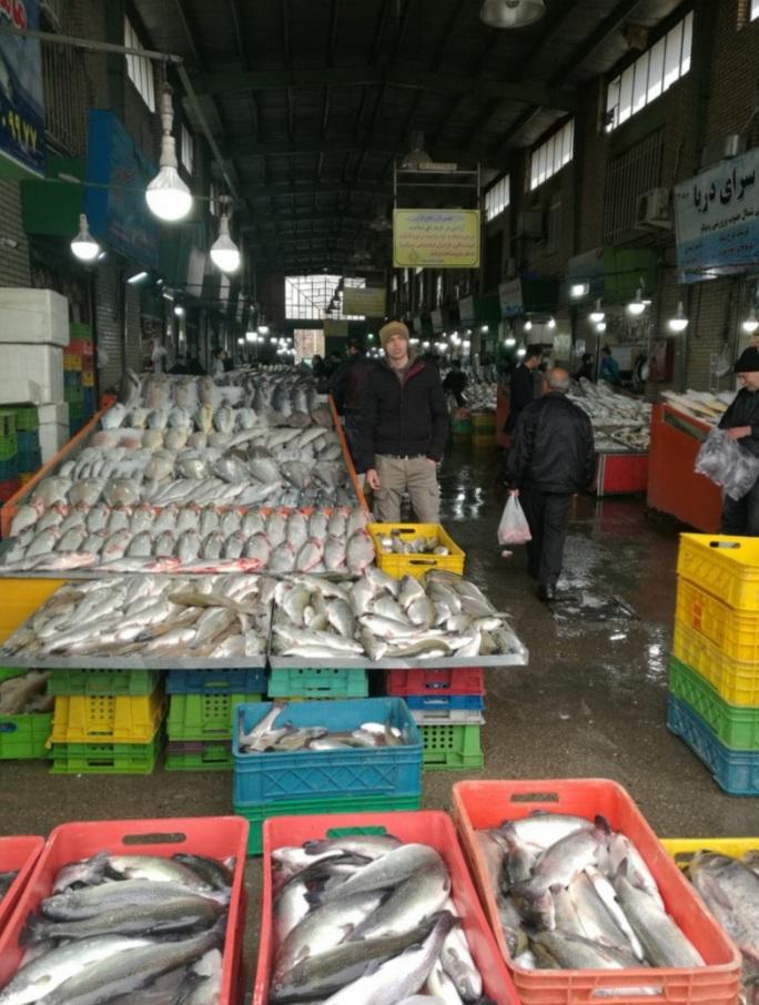بازار بعثت تهران