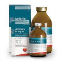آنتی بیوتیک اکتیونیس