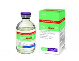 آنتی بیوتیک هگزاجکت