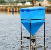 دستگاه غذادهی آبزیان