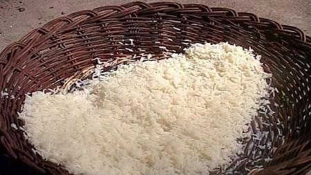 آبکش برای برنج
